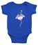 Infant-Baby-Boy-Girl-Rib-Bodysuit-Clothes-shower-Gift-Cute-Eeyore-Balloon-Love thumbnail 4