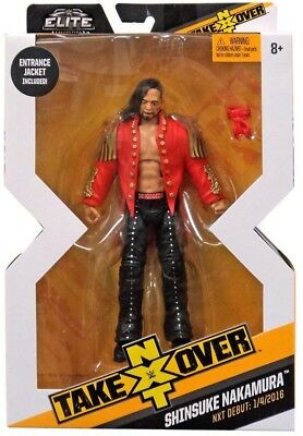 WWE NXT OPA Elite chiffres NEUF