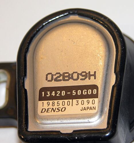 DENSO 198500-3090 Throttle Position Sensor Fits 95-97 Suzuki Swift 94-99 Metro