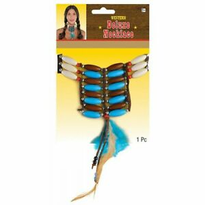 Amscan-Deluxe-Necklace-Costume-Accessory-Adult-Thanksgiving-NEW