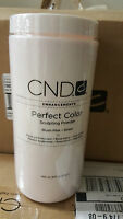 Creative Cnd Nail Perfect Color Sculpting Powder Blush Pink Sheer 32 Oz Acrylic
