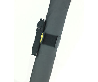 Smittybilt Mini Flashlight Holder Roll Bar Mount 769550 Black