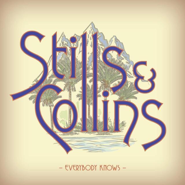 Stills STEPHEN & Judy Collins, tout le monde sait signé VINYL LP NEUF 2018