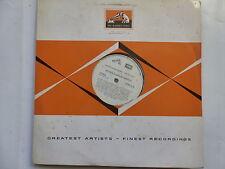 Demonstration record sampler DEMO C4 HMV Verdi : Karajan FRICSAY ...