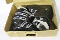 Salomon Irony X3 Black Professional Ski Boots, Women's Sz 8, Romania