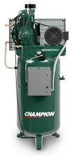 Champion Vr5 8 1p 230v R Series Air Compressor 5 Hp 1 Phase 80 Gallon Usa Made