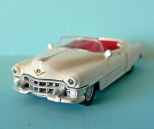 Free Shipping! HO 1:87 Scale Die Cast Car 1953 Cadillac Convertible White Schuco