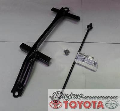 OEM TOYOTA COROLLA  BATTERY HOLD DOWN CLAMP KIT 74404-13030 FITS 2003-2007