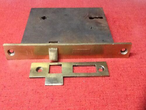 Antique North /& Stanley mortise lock