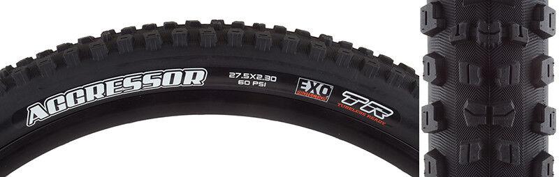 Maxxis Aggressor DC EXO TR Tire Max Aggressor 27.5x2.3 Bk  Fold 60 dc exo tr  fast shipping worldwide