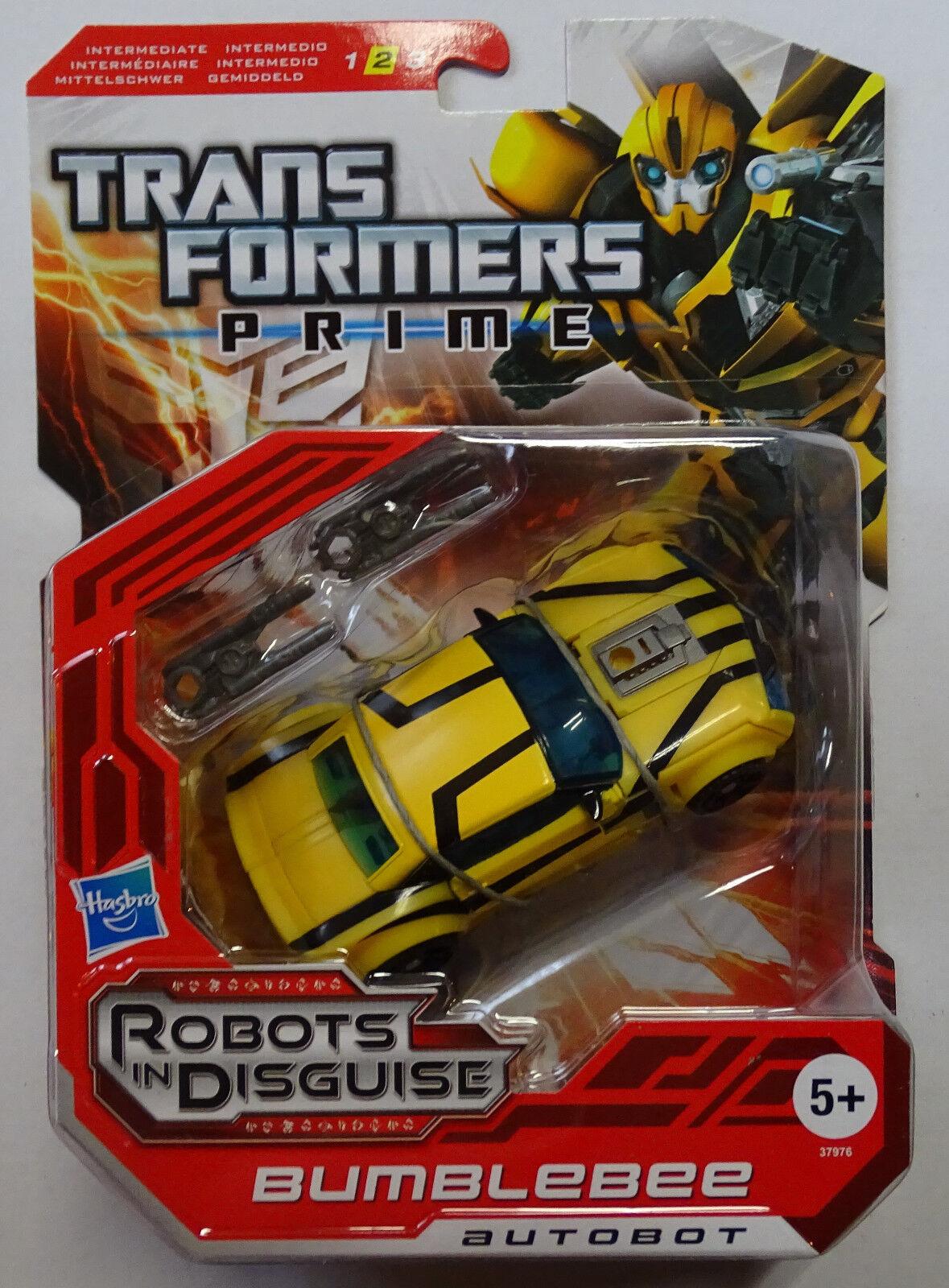 HASBRO® 37976 Transformers RID Prime Deluxe Autobot Bumblebee (2011)
