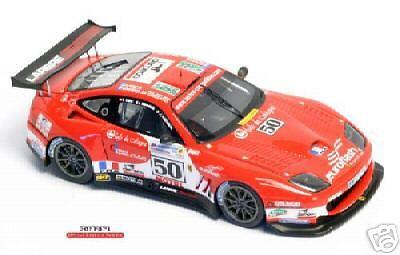 1/43 Bbr Ferrari 550 Maranello Lm Gt 24h Le Mans 2018