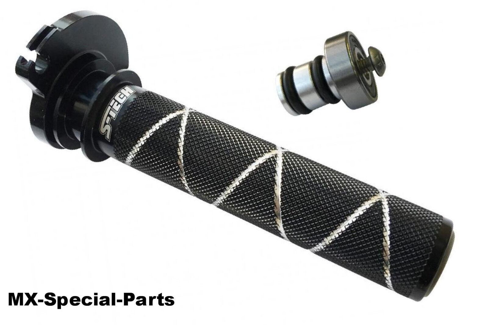 Twist Grip Thredtle Sleeve KTM SX 250 Aluminium+Teflon Sleeve+