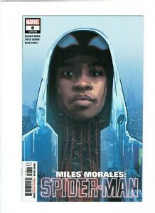 Miles-Morales-Spider-Man-8-1st-Print-1st-appearance-of-Assessor-NM