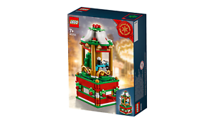 Lego Exclusive Limited Edition 2018 Christmas Carousel - NEW & SEALED