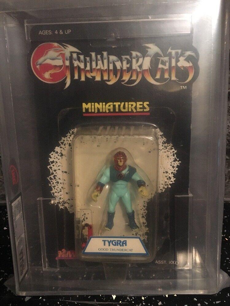 Thundercats Tygra figure Extremely Rare Graded UKGY75