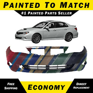 2963c199d84 NEW Painted to Match - Front Bumper Cover for 2008-2011 Subaru ...