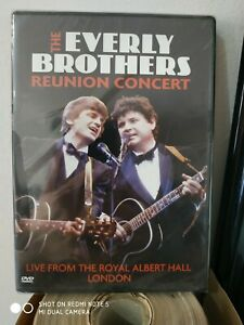 The-Everly-Brothers-Live-At-The-Royal-Albert-Hall-DVD-NUOVO-SIGILLATO