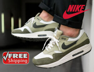 new product 16354 2352d Image is loading NIKE-AIR-MAX-1-039-S-MEDIUM-OLIVE-