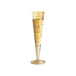 Champagnerfloete-0-2l-Rurik-Mahlberg-2000-Ritzenhoff-Champus-Sektfloete-Ch