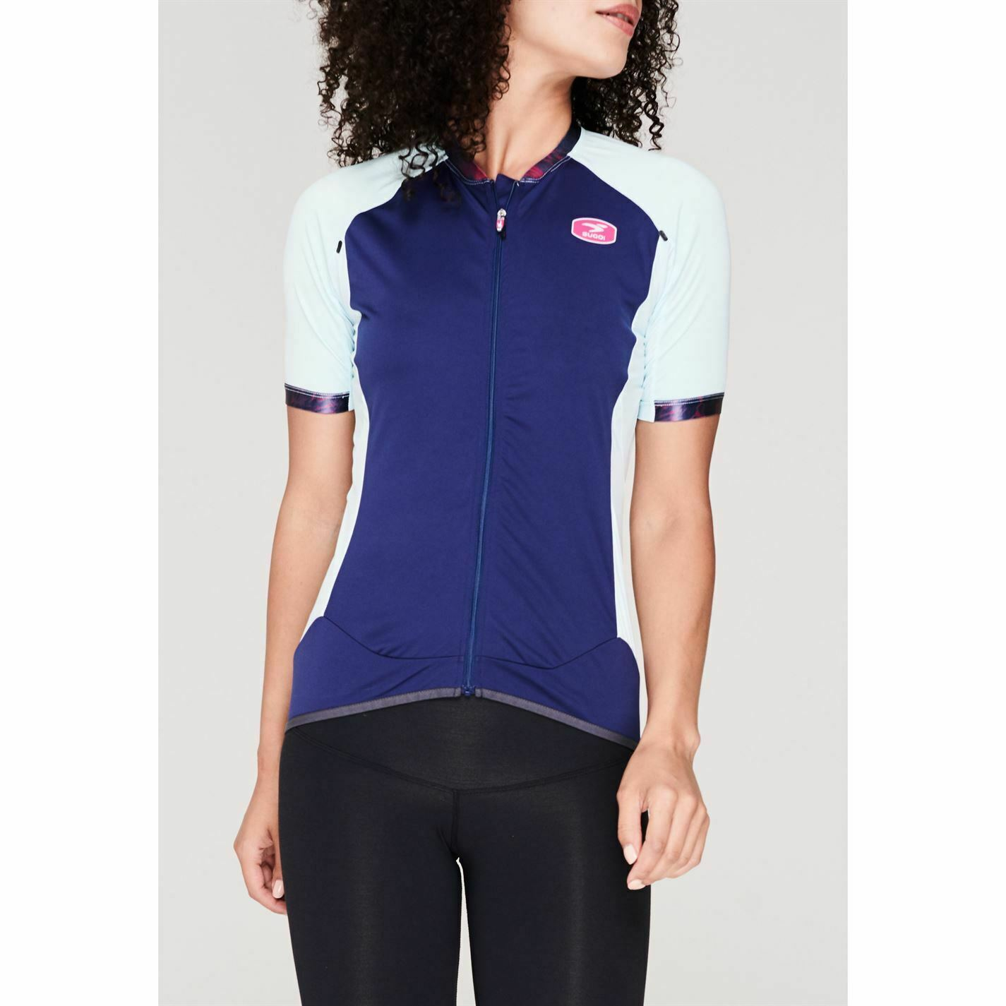 Sugoi Climbers Jersey Ladies Cycle - Short Sleeve Cycling Top