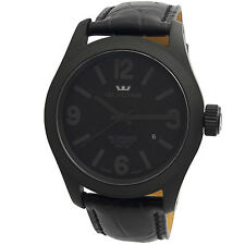 Glycine Incursore PVD Coated Stainless Steel Automatic Men's Watch 3874.999 LBK9