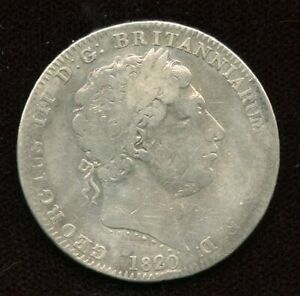 1820-Great-Britain-Silver-Crown