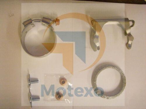 3//01-5//05 Catalytic Converter MERCEDES C270 2.7CDi W203; S203 612.962
