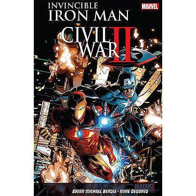 Invincible Iron Man Vol. 3: Civil War II, Mike Deodato, Brian Michael Bendis | P