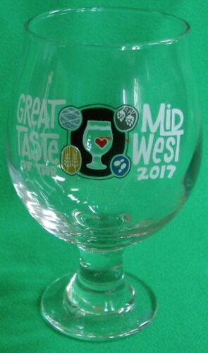 tasting glasses pick 4 of 9 different Great Taste of The Midwest Madison