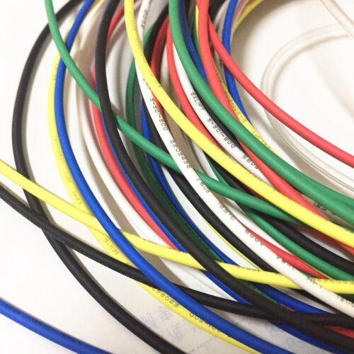 7 pcs 7 Color 3 mm Heat Shrink Tubing Tube Gaine Wrap Câble Assortiment 2:1