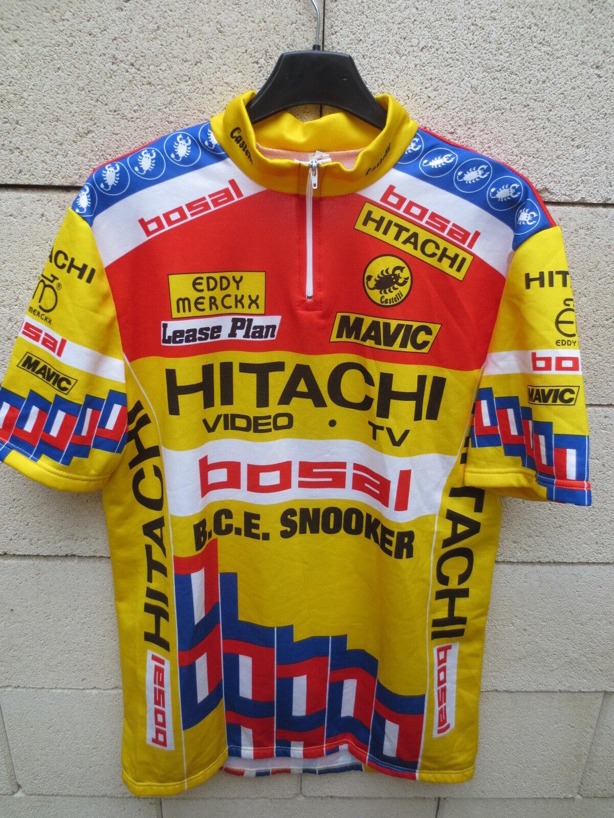 Vintage jersey hita  bosal B.C.E snooker tour  de france 1988 jersey leotard 6  order now enjoy big discount