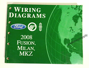 image is loading 2008-ford-fusion-milan-mkz-electrical-wiring-diagrams-