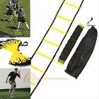 8 Rung 12 Feet 4m Agility Ladder for Soccer Football Fitness Feet Speed Training
