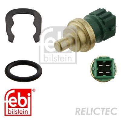 OEM Allemagne VW AUDI SEAT SKODA 4 Pin d/'eau de refroidissement Capteur de température 059919501 A