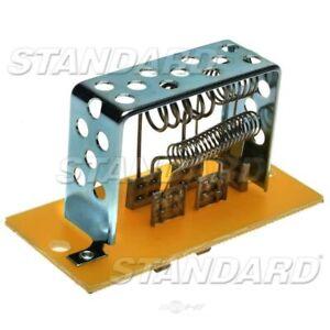 Hvac Blower Motor Resistor Standard Ru 95 Ebay