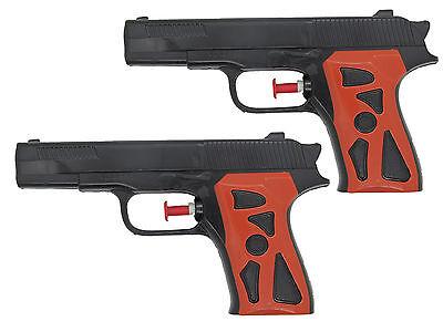 3x Wasserpistole Wasser Pistole NEU/OVP ca 16 cm Spritzpistole Sommer Karneval