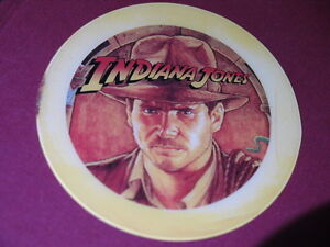 Pinball machine Promo LARGE Plastic Indiana Jones Flipper speaker panel cut out
