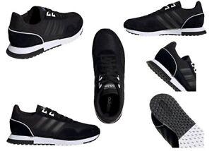 Détails sur Chaussures pour Hommes adidas 8K EH1434 Baskets Sportif Running De Gymnastique