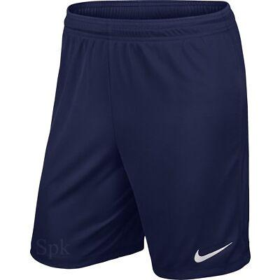 Nike Park II Pantalones cortos Pantalón Corto Futbol Gym ENVÍO GRATIS Paq72