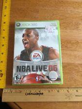 NEW XBOX 360 EA Sports NBA Live 06 Game