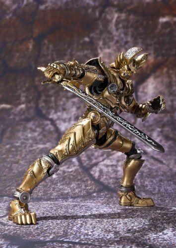 La Makai KADOU GOLDEN Cavaliere Garo Action Figure BANDAI TAMASHII DAL GIAPPONE NATIONS