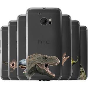 dessana-Urzeit-Dinosaurier-Silikon-Schutz-Huelle-Case-Handy-Tasche-Cover-fuer-HTC