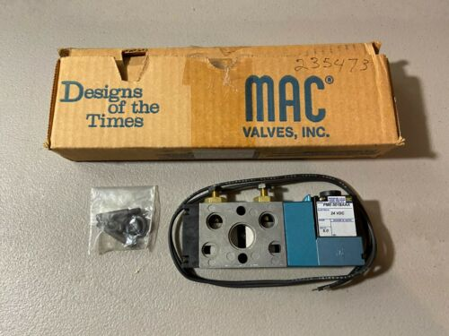 Details about  /NEW IN BOX MAC SOLENOID VALVE 811C-PM-501BA-192