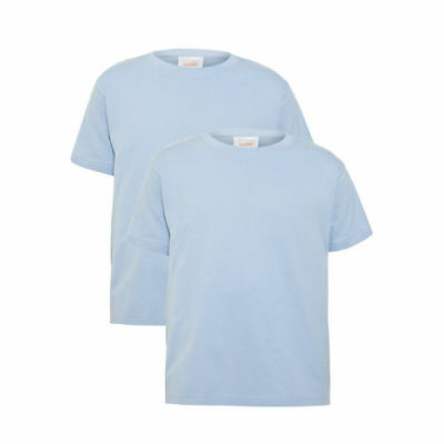 Age 4 BNWT John Lewis Boys Short Sleeve School Shirt Pack of 2 Grey