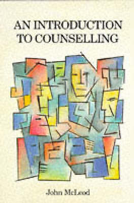 INTRO TO COUNSELLING PB-ExLibrary
