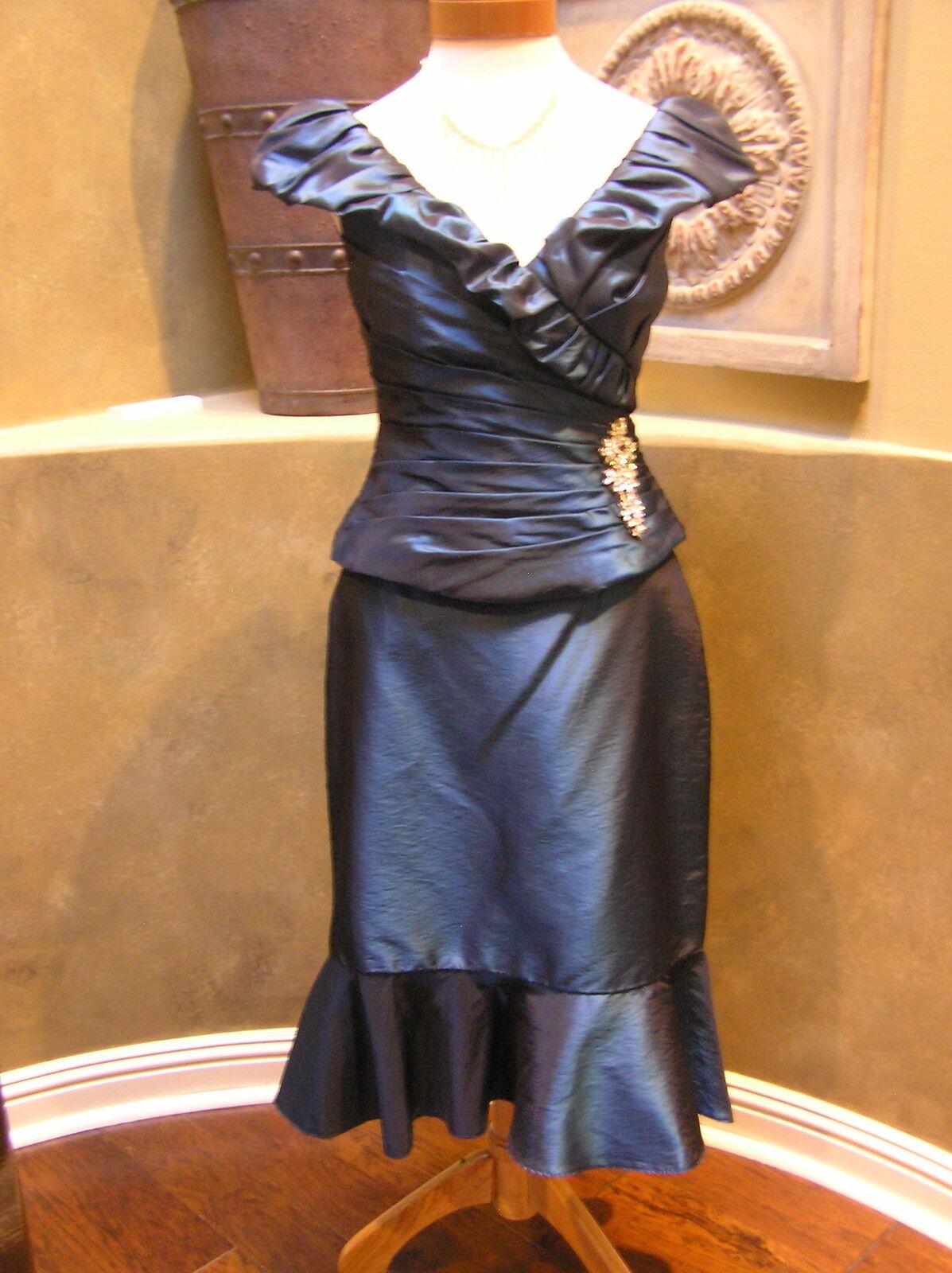NWOT Jade by Jasmine MOB evening formal social cocktail dress 2