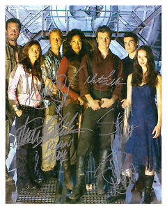SERENITY-FIREFLY-CAST-Autographed-Glossy-8x10-RP
