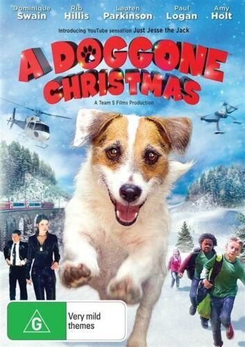 1 of 1 - A Doggone Christmas (DVD, 2016)