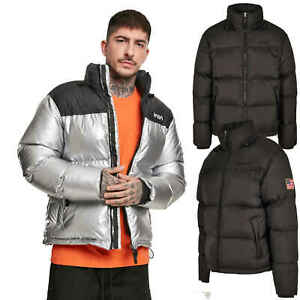 Details about Mister Tee Mens Down Jackets Jacket Winter NASA Two Toned Puffer Jacket show original title